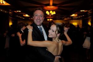 Tanzen bei guter Luft